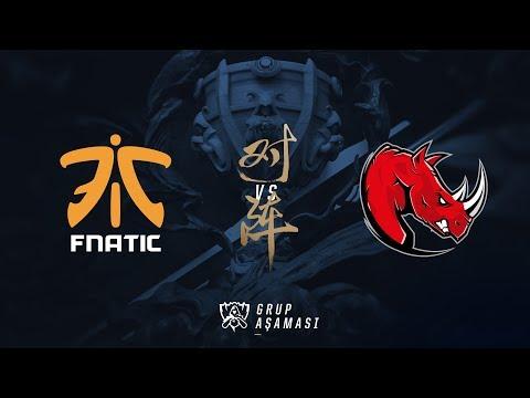 Fnatic ( FNC ) vs Kaos Latin Gamers ( KLG ) Maç Özeti | Worlds 2017 Ön Eleme 1. Tur