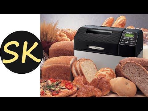 Top 5 Best Bread Machines of 2018