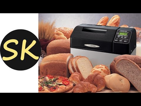 Top 5 Best Bread Machines Of 2019 - 2020