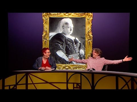 Queen Victoria Was Wider Than She Was Tall - QI: Series M Episode 6 Preview - BBC Two