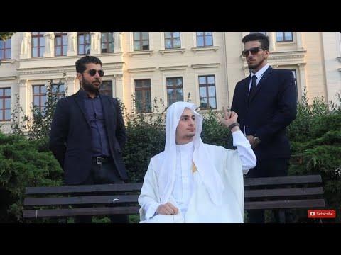 مقلب الأمير الخليجي
