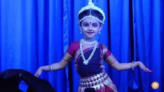 Odissi Dance Performance by Shrinika at IIDF Bhubaneswar