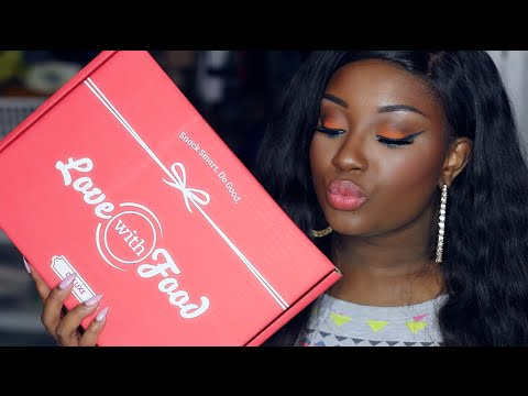 Unboxing & Tasting | Love with Food (May 2015)!