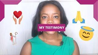Testimony Journey to Knowing God For Myself!!!
