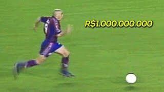 15 VEZES QUE RONALDO FENÔMENO PROVOU VALER 1 BILHÃO!!!