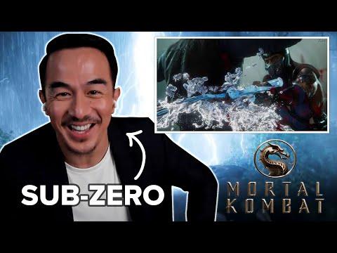 The Mortal Kombat Cast React To A Mortal Kombat Tournament
