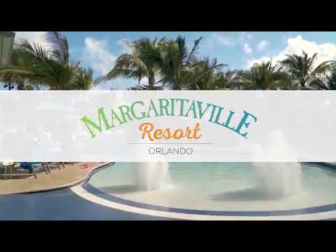Inside Margaritaville Resort Orlando's hotel rooms & vacation cottages