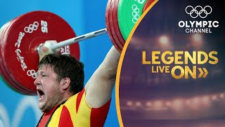 The transformation of Weightlifter Matthias Steiner | Legends Live On
