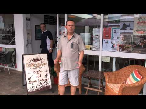 The People of Cairns have their say on the Aquis Casino proposal- Kevin Scott of Coffee Beats