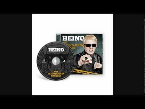 Heino Titel aus dem neuen Rockalbum