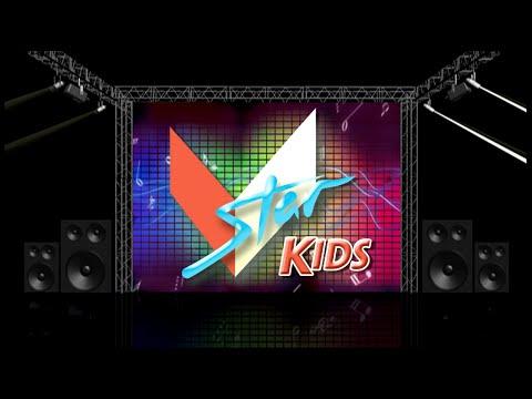 VSTAR Kids talkshow with judges Viet Huong & Quang Le