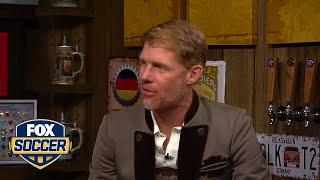 Alexi Lalas: If USA loses to Panama, all hell breaks loose   FOX SOCCER