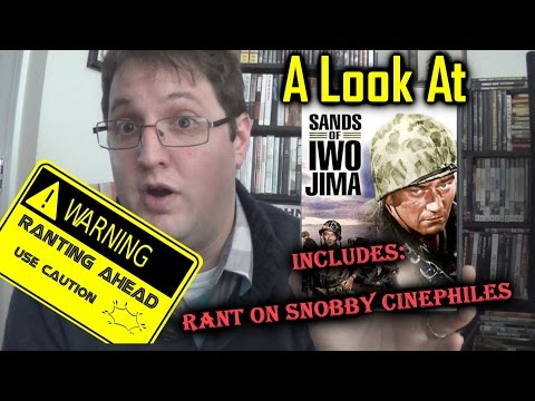 "A look at ""Sands of Iwo Jima"" (1949) Plus RANT!!!"