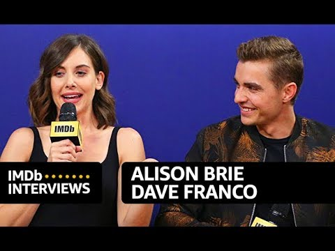 Alison Brie, Dave Franco and Cast Reveal Their First Interactions With 'The Room'  IMDb EXCLUSIVE