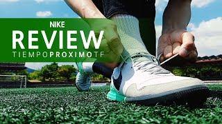 티엠포X 프록시모 실착 리뷰 (NIKE TiempoX Proximo TF Review, 축구화 리뷰, Motion blur, 모션 블러)