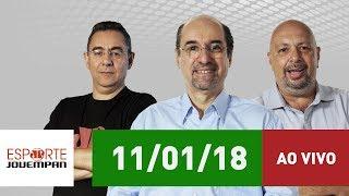 Esporte em Discussão  - 11/01/2018