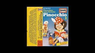 Pinocchio (1) [Europa Hörspielkassette]