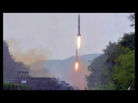 North Korea Just Test-Fired Another Ballistic Missile