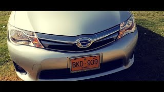 Toyota Axio Hybrid 2014 | Review