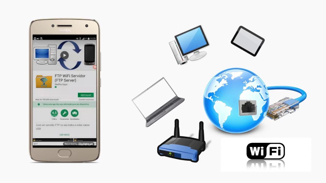 se puede espiar un celular por wifi