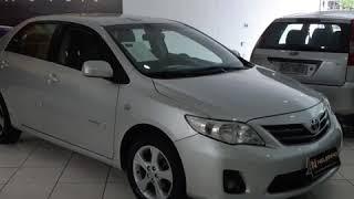 Corolla XEI 2012-NELSINHO AUTOMÓVEIS  REALIZANDO O SEU SONHO!!