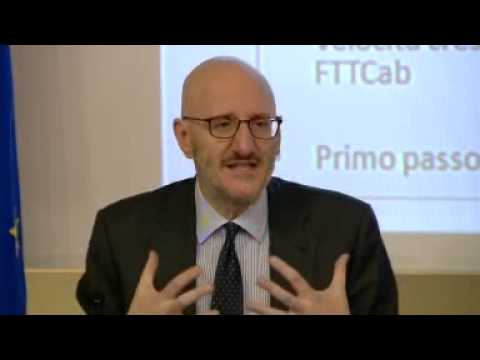 Internet Veloce e Sviluppo Web in Italia - Video Conferenza Governo Letta
