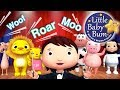 Little Baby Bum | Animals Sounds Song | Nursery Rhymes for Babies | Songs for Kids