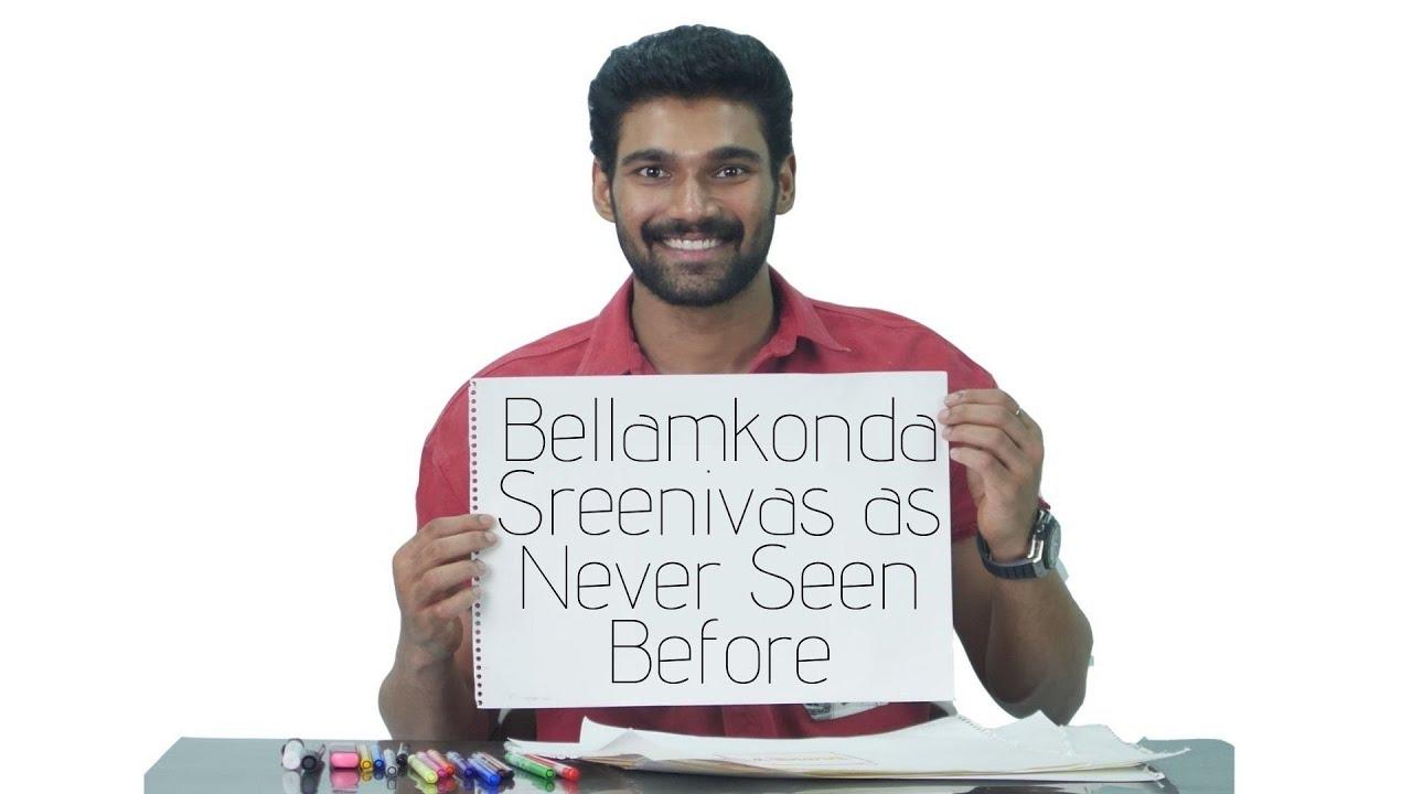Newz-Bellamkonda Sreenivas`s Opinion On His Heroines