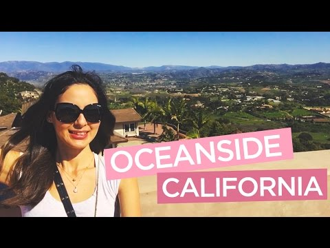 Oceanside California is Your Next Getaway