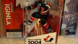 McFARLANE NATIONAL HOCKEY LEAGUE HOCKEY FIGURES - for the NHL COLLECTOR