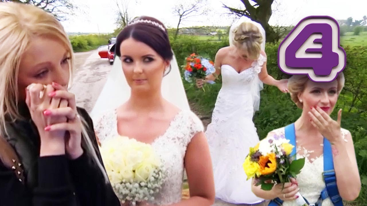 [VIDEO] - Brides' BIGGEST Meltdowns!! | Don't Tell the Bride Best Bits 4