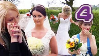 Brides' BIGGEST Meltdowns!! | Don't Tell the Bride Best Bits