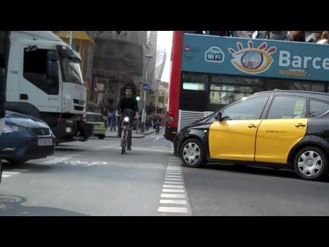 Barcelona Bike Vlog #2 Archive 2015 Footage