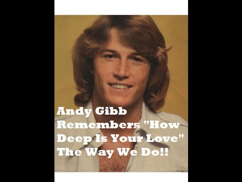 The Mandela Effect ( Andy Gibb Singing Live In Brazil & Chile) How Deep Is Your Love
