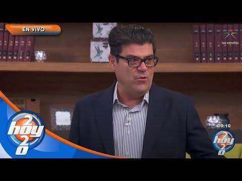 ¡'Burro' Van Rankin revela cómo celebró Luis Miguel su cumpleaños número 50!   Hoy