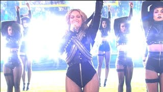 Beyoncé Wins the Super Bowl: Pop Legend Invokes Black Panthers, #BlackLivesMatter at Halftime Show