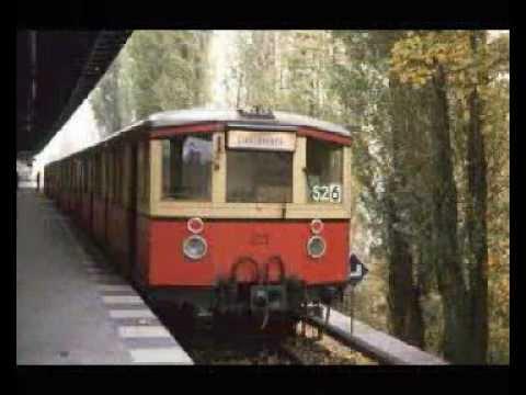 Public Transport in Berlin 1988 (audio)