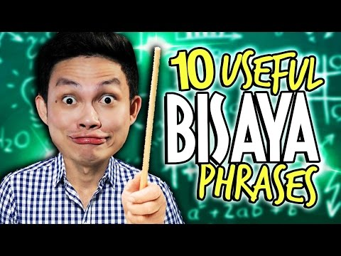 10 USEFUL BISAYA