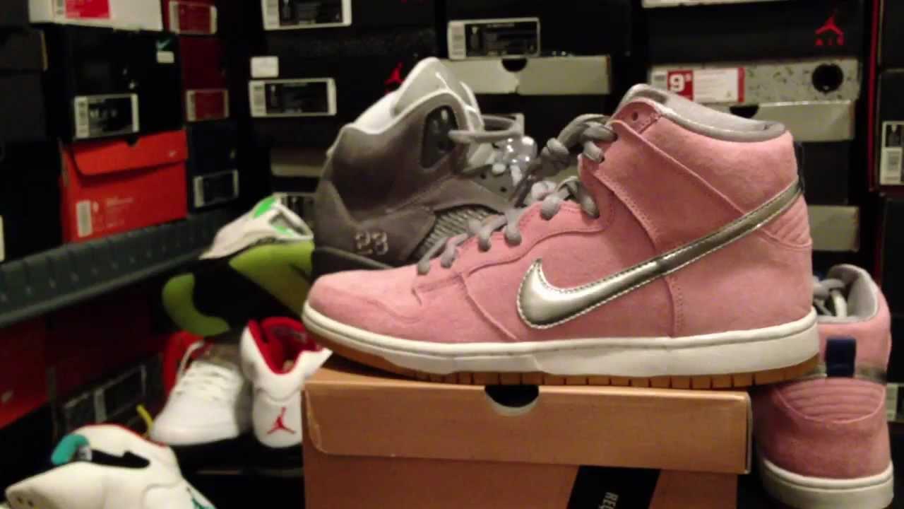 30f9318ee52a New Pick Up  When Pig s Fly (Porky s) Nike Dunk SBs via  WeAreTheTrend