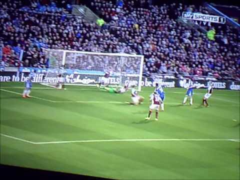 Chelsea V Burnley 2014