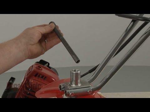 Transmission Drive Shaft - Mantis Tiller
