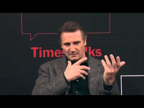 Liam Neeson & Joe Carnahan    TimesTalks