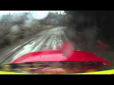 Rally Days Forest Gravel Venue Carno Powys Wales