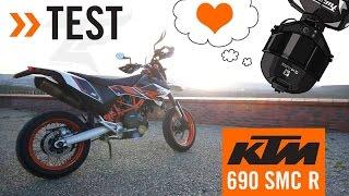 Je teste pour vous la : KTM 690 SMCR Akrapovic !