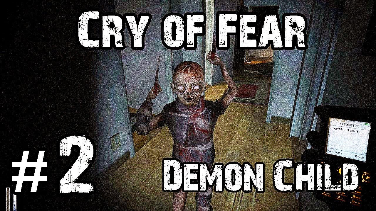 Kết quả hình ảnh cho Cry of fear Child