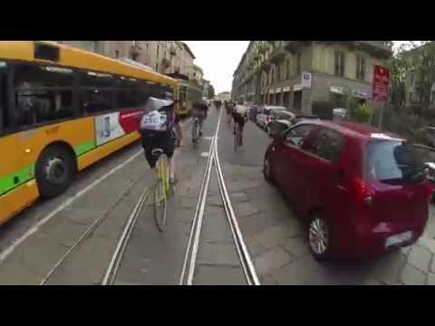 PAME TV [ECMC] La PAME à Milan European Cycle Messenger 2015
