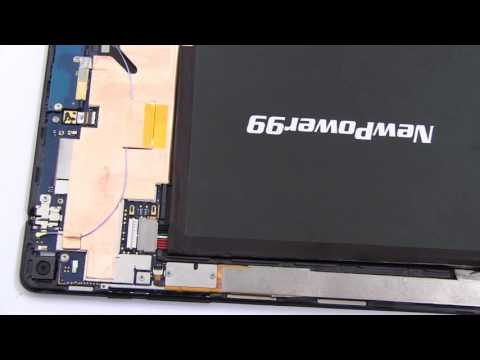 How to Replace Your Google Nexus 9 Battery