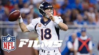 #2 Peyton Manning Returns from Neck Injury to Lead Broncos | Top 10 Player Comebacks | NFL