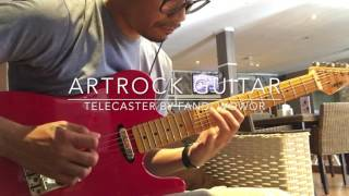 Artrock guitar