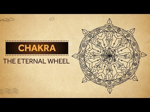 68th Republic Day Special - Chakra - The Eternal Wheel